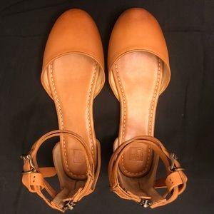 FRYE Leather flats